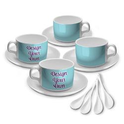 Tea Cups - Set of 4