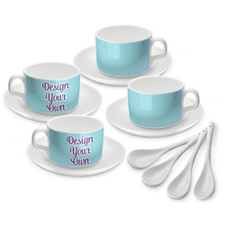 Design Your Own Tea Cup - Set of 4
