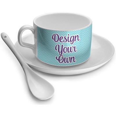 Personalized Tea Cups Single Youcustomizeit