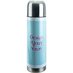 Design Your Own Stainless Steel Thermos (Personalized)