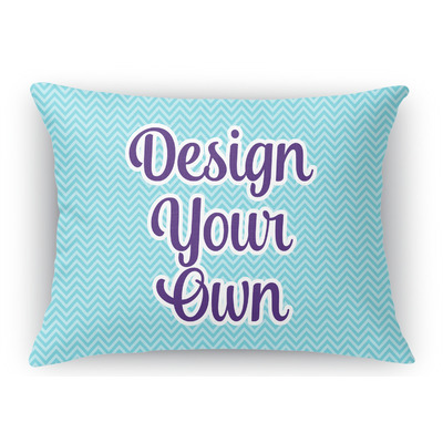 personalized rectangular throw pillows - youcustomizeit Make Your Own Pillow Online