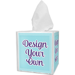 Design Your Own Tissue Box Cover (Personalized)