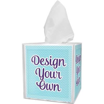 Design Your Own Personalized Tissue Box Cover