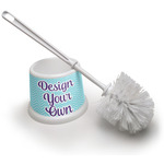 Design Your Own Toilet Brush (Personalized)