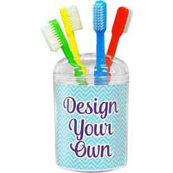Design Your Own Toothbrush Holder (Personalized)