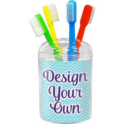 Design Your Own Personalized Toothbrush Holder