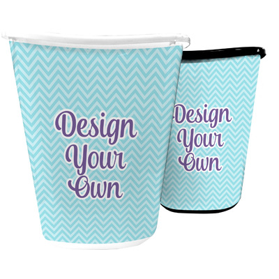 Design Your Own Waste Basket (Personalized)