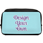 Design Your Own Toiletry Bag / Dopp Kit (Personalized)