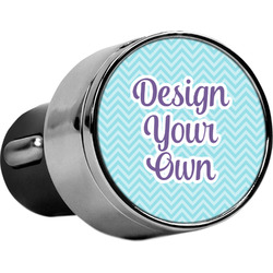 Design Your Own USB Car Charger (Personalized)