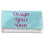 Design Your Own Vinyl Checkbook Cover (Personalized)
