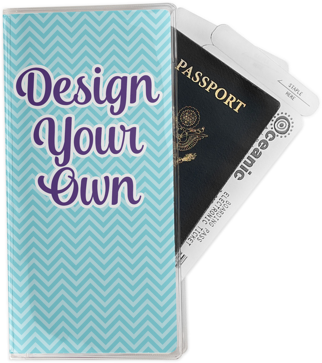 Design Your Own Travel Document Holder Youcustomizeit