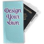 Design Your Own Travel Document Holder