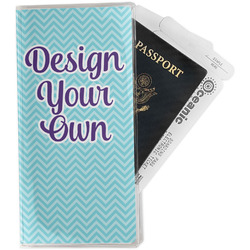 Design Your Own Travel Document Holder