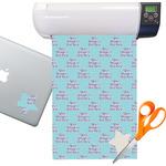 Design Your Own Sticker Vinyl Sheet (Permanent)