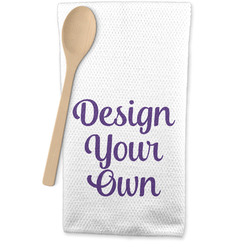Design Your Own Waffle Weave Kitchen Towel