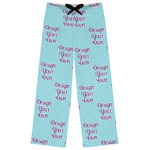 Design Your Own Womens Pajama Pants (Personalized)