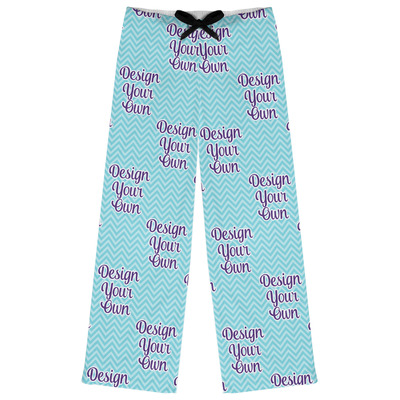 Design Your Own Personalized Womens Pajama Pants
