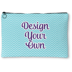 Design Your Own Zipper Pouch (Personalized)