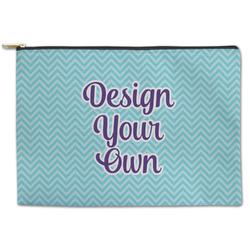 Design Your Own Zipper Pouch