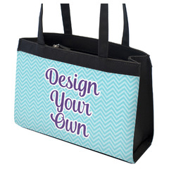 Design Your Own Zippered Everyday Tote