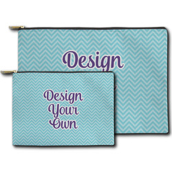 Design Your Own Zipper Pouch