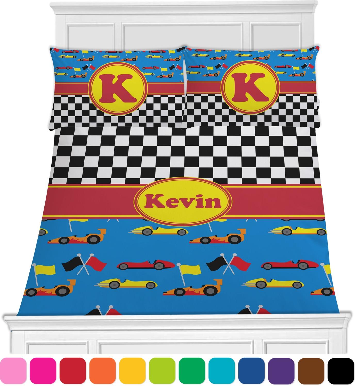 Racing Car Bedding Sets Racing Car Bedding Set
