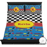 Racing Car Duvet Cover Set (Personalized)