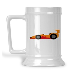 Racing Car Beer Stein (Personalized)