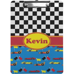 Racing Car Clipboard (Personalized)
