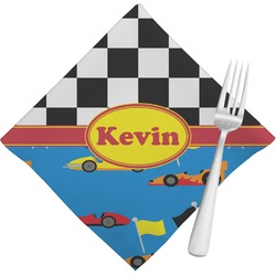 Racing Car Napkins (Set of 4) (Personalized)