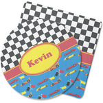 Racing Car Rubber Backed Coaster (Personalized)