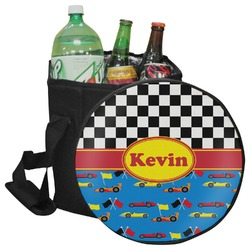 Racing Car Collapsible Cooler & Seat (Personalized)