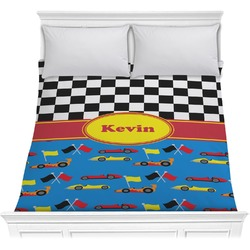 Racing Car Comforter (Personalized)