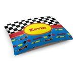 Racing Car Dog Bed (Personalized)