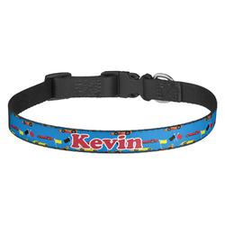 Racing Car Dog Collar (Personalized)