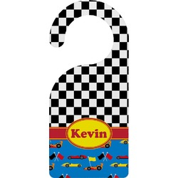 Racing Car Door Hanger (Personalized)