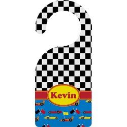 Racing Car Door Hanger (Personalized)