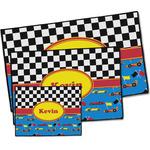 Racing Car Door Mat (Personalized)
