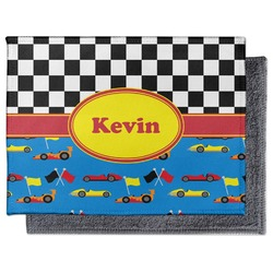 Racing Car Microfiber Screen Cleaner (Personalized)