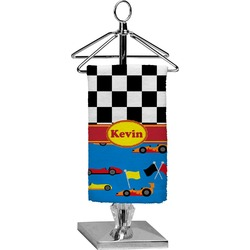 Racing Car Finger Tip Towel - Full Print (Personalized)