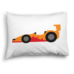 Racing Car Pillow Case - Standard - Graphic (Personalized)