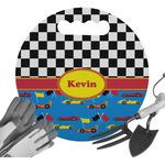 Racing Car Gardening Knee Cushion (Personalized)