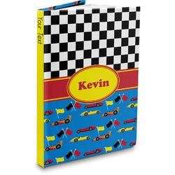 Racing Car Hardbound Journal (Personalized)