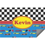 Racing Car Indoor / Outdoor Rug (Personalized)
