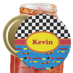 Racing Car Jar Opener (Personalized)