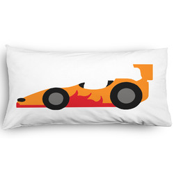 Racing Car Pillow Case - King - Graphic (Personalized)