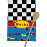 Racing Car Kitchen Towel - Full Print (Personalized)
