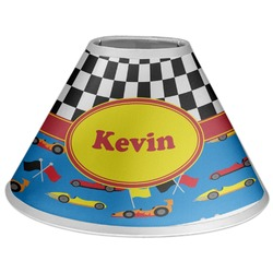 Racing Car Coolie Lamp Shade (Personalized)