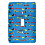 Racing Car Light Switch Covers (Personalized)