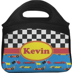 Racing Car Lunch Tote (Personalized)